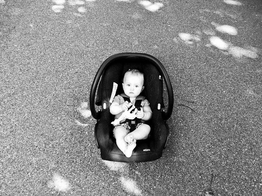 last picture in infant car seat.... *tear*