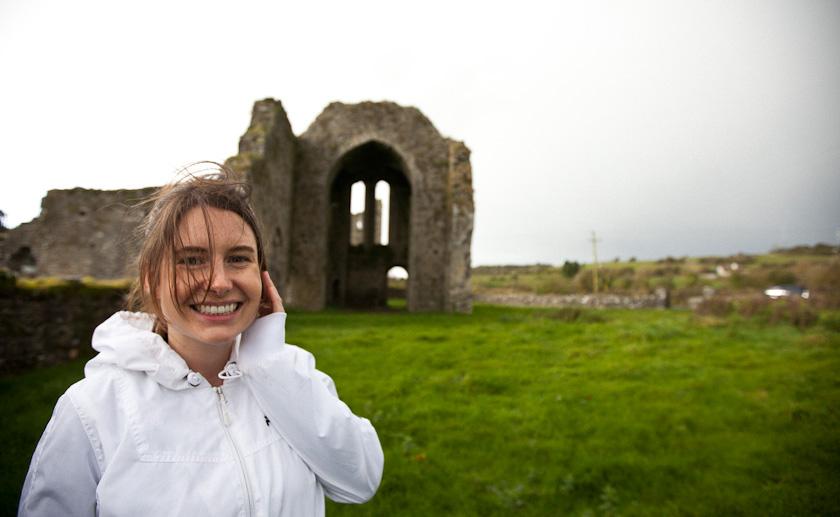 sarah at the priory.