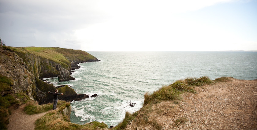 go to old head. find this spot. live.