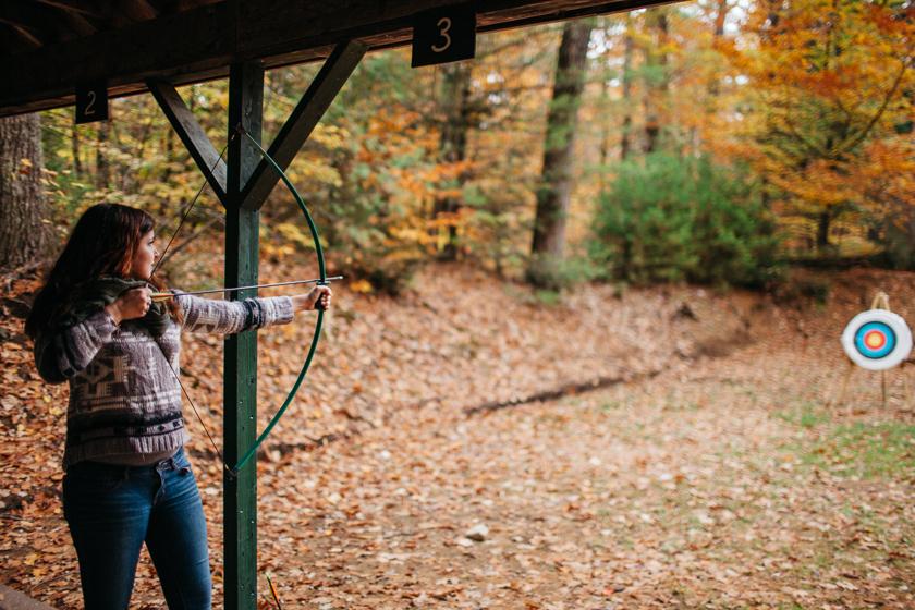 camp cody archery